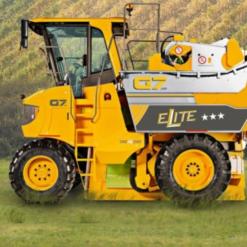 Гроздокомбайн Gregoire, модел G7.240 Elite