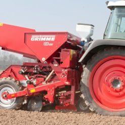Двуредова картофосадачка Grimme, модел GB 215