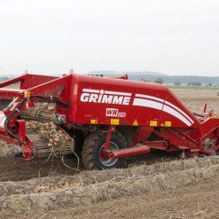 Картофовадачка Grimme, двуредова, модел WR 200
