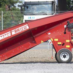 Приемен бункер Grimme, модел RH 12 E / RH 16 Е