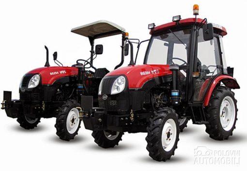 Трактор YTO, модел SG354C