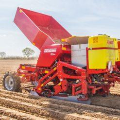 Триредова картофосадачка Grimme, модел GB 330