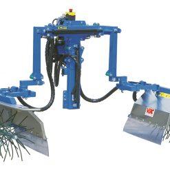 Машина за отстраняване на странични издънки (филизене) VBC, модел S1 dx-sx