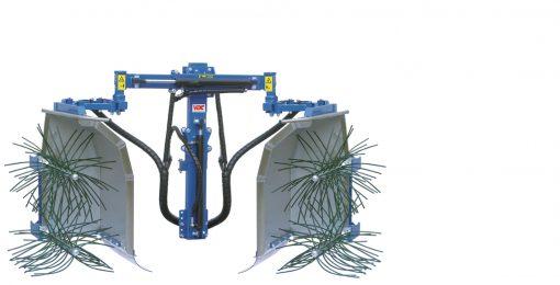 Машина за отстраняване на странични издънки (филизене) VBC, модел S2 (dx-sx)