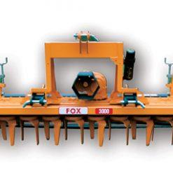 Активна брана FALC, модел FOX